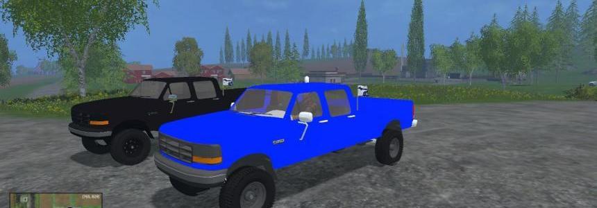 Ford BigBlock pack 1.0
