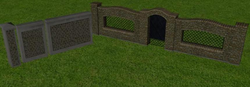 Stone walls v1.0