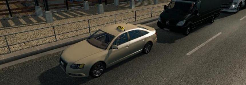 AI Taxi v1.0