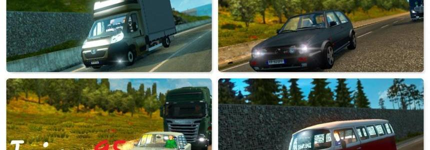 AI Traffic Pack Mod v1.21