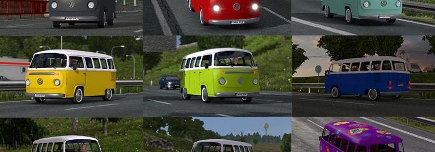 AI Traffic VW T2 v1.2 by fabricen 1.21