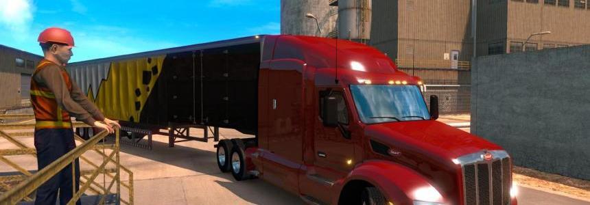 American Truck Simulator Trailers