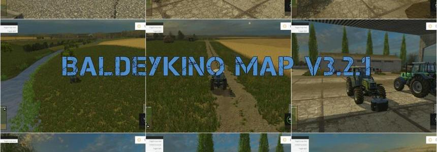 Baldeykino Map v3.2.1