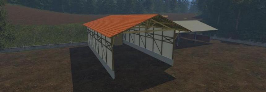 Bale storage building v1.0
