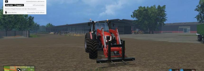 Balspike for Frontloaders v1.0