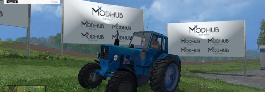 Belarus MTZ 82 v1.0