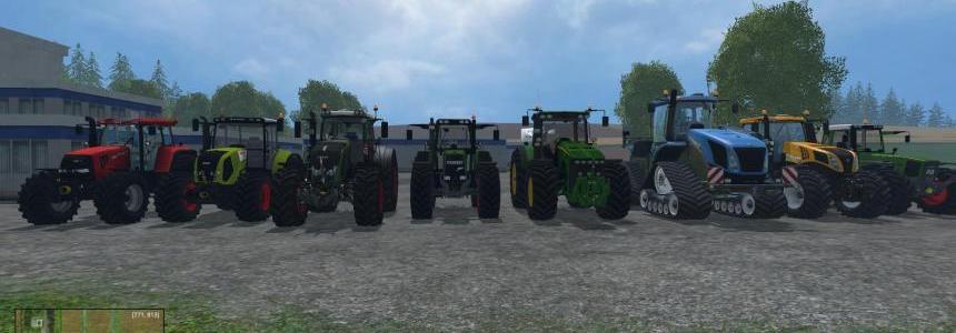 Big Pack Tractors v1.0