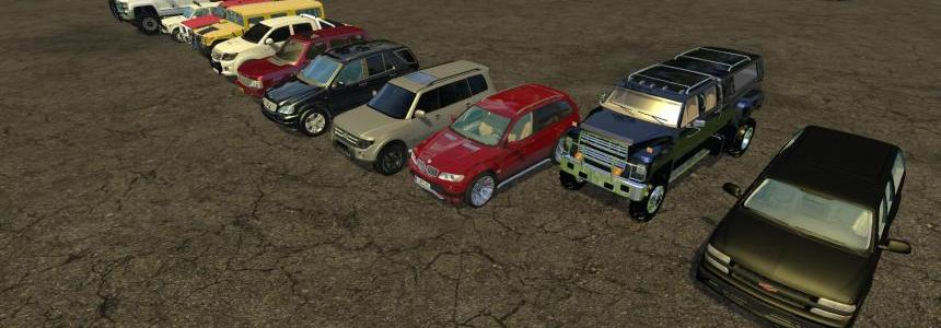 Cars & Trucks Pack v1