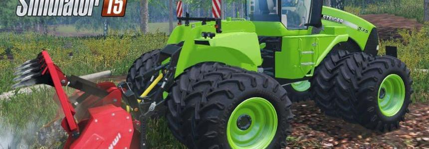 Case IH Steiger 535 Green v2.0
