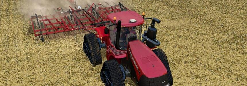 Case Steiger 470 PACK v1.0