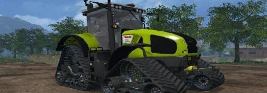 Claas Axion 950 Terra Trac