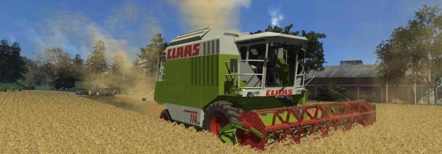 Claas Commandor 114cs v1.0