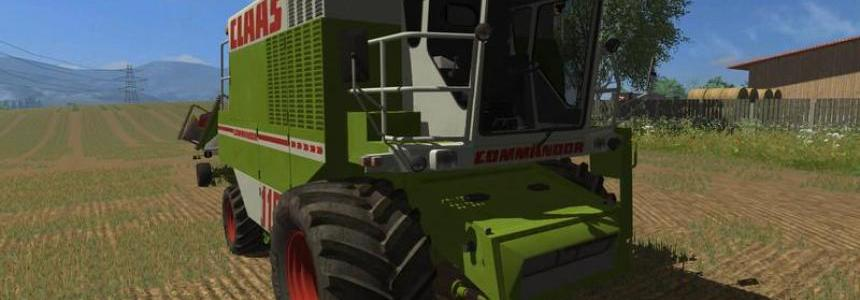 CLAAS COMMANDOR 116cs v3.0
