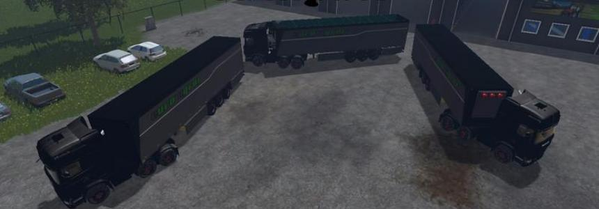 Euro Agricultural Skinpack Schmitz Cargobull v1.0