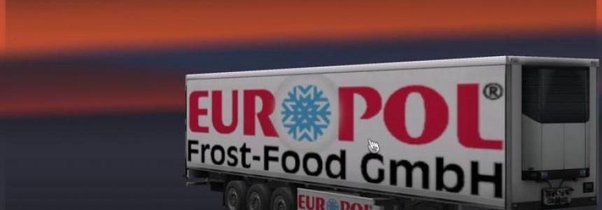 Europol Frost Kuehlauflieger v1.4