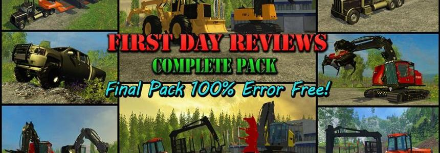 FDR Logging Complete Pack (Error Free Final Release)