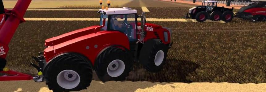 Fendt Trisix RED Edition V3