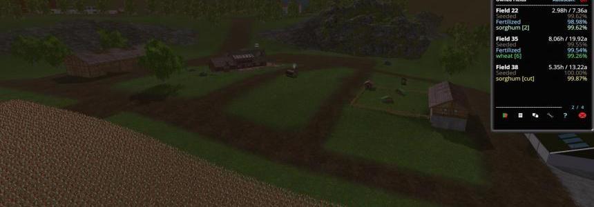 Field Status v15.4