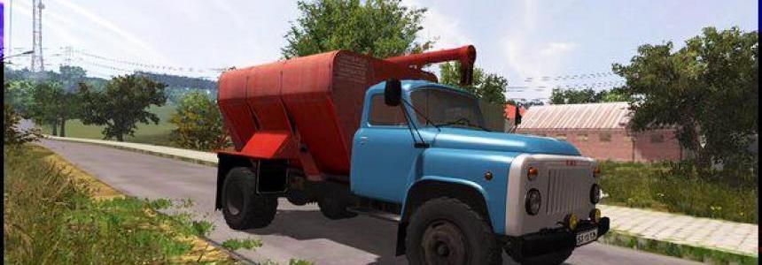 GAZ 53 ZSK v2