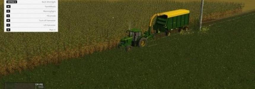 Harvesting And Foraging Pack FS 2015