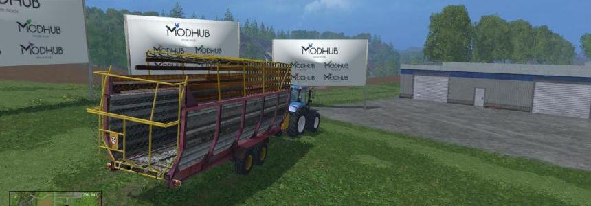 Horal MV3 030 FS2015 v1.0
