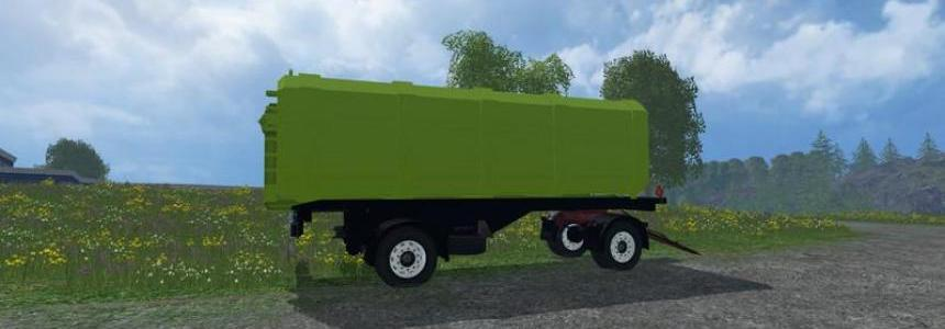 Huffermann Schmitz Container v1.0