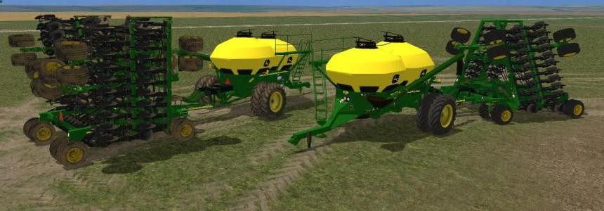 JD Air Seeder Pack V6