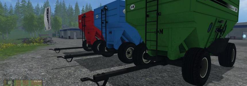 J&M Gravity Wagons v2.0 Fix