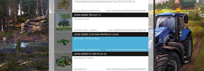 John Deere Exclusive Pack v1