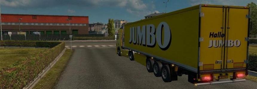 Jumbo Supermarkt Skin + Trailer