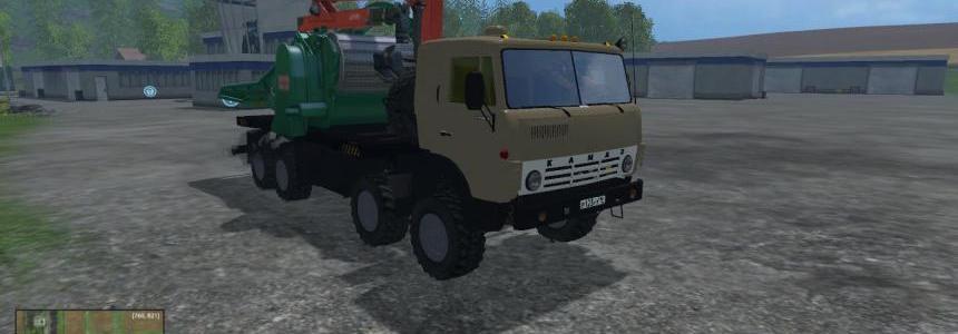 Kamaz 6350 JENZ v2.5