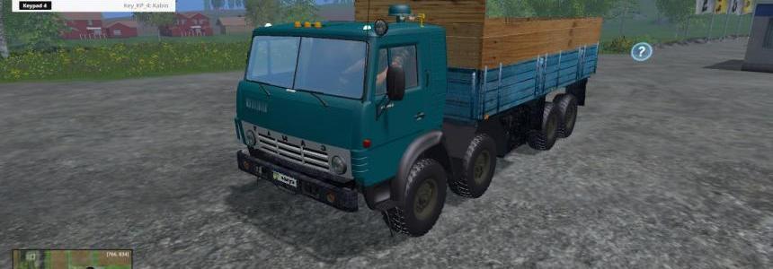 Kamaz 6350 v2.5