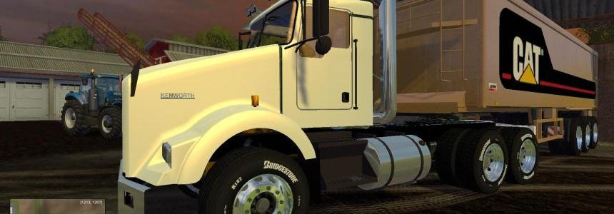 Kenworth - v1.0 - 1600HP Fs 15