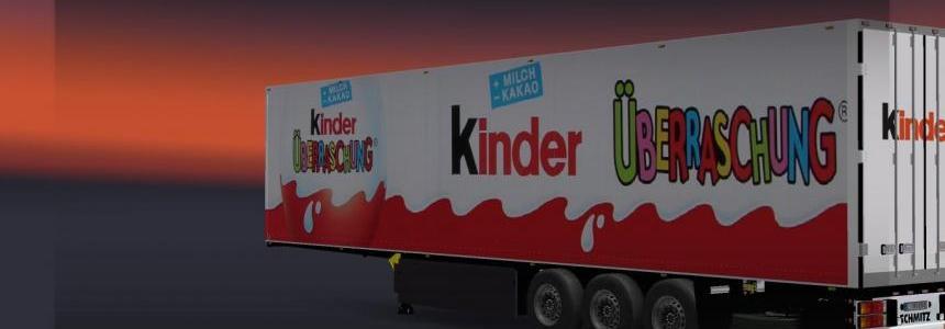 Kinder Trailer 1.21.x