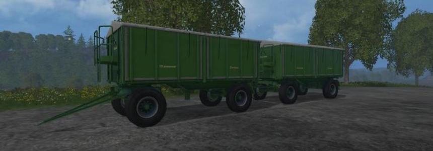 Krone 18 ton v1.1