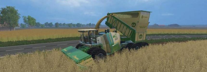 Krone BIG X 650 Cargo v1.0 Beta