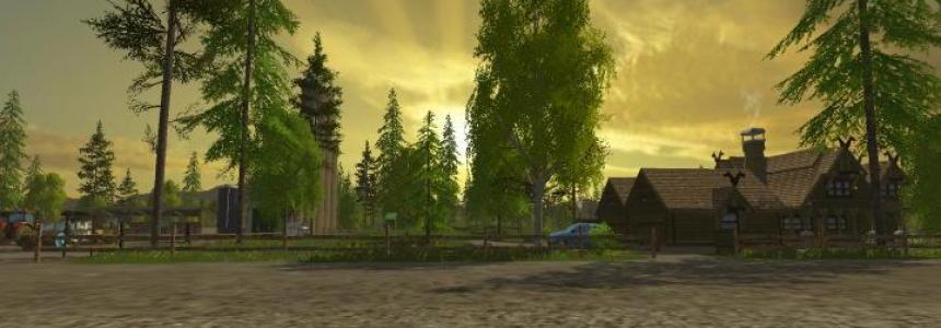 Lakeside By Stevie V1.31 Dual Maps Tree Fix
