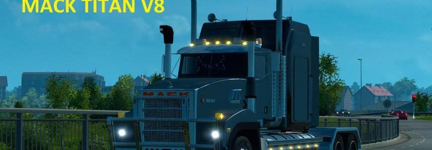 MACK TITAN V8 1.21