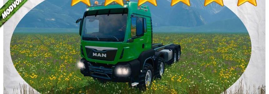 MAN AGRAR 8x8 v5.0