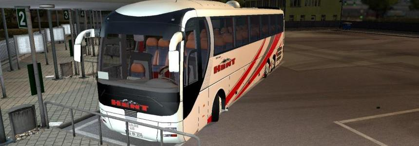 Man Lion's Coach KENT Tourism Skin v1.0
