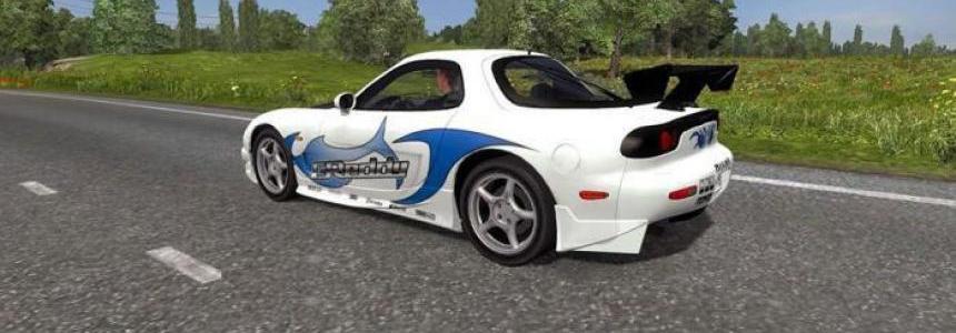 Mazda RX-7 Traffic 1.21.x