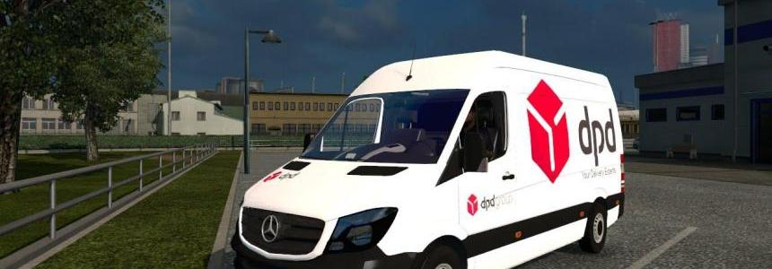 Mercedes-Benz Sprinter CDI311 2014 By Klolo901 V3
