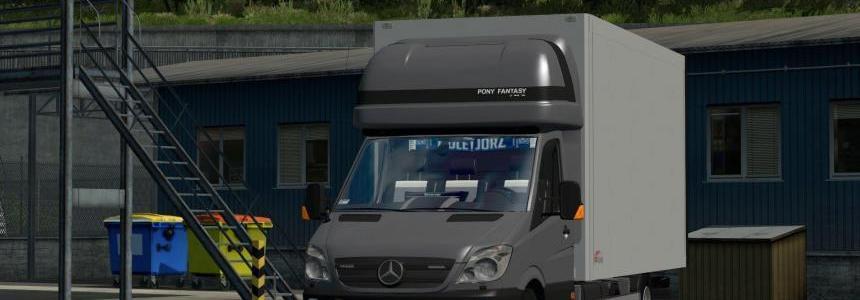 Mercedes Sprinter Izoterma