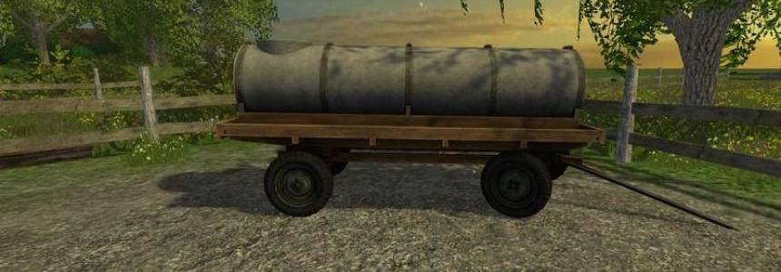 Mobile water tank v1.0