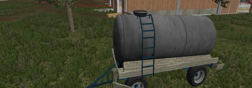 Mobiles fertilizer Trailer v1.0