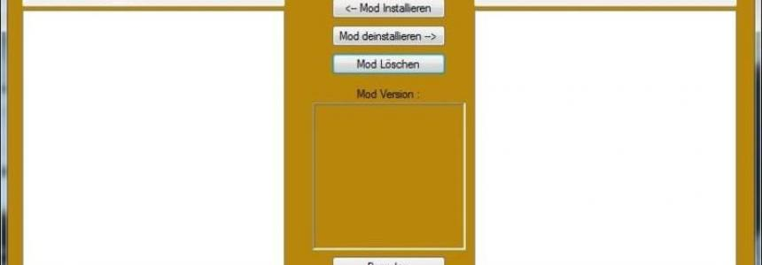 Mod Installer v1.0.0.21