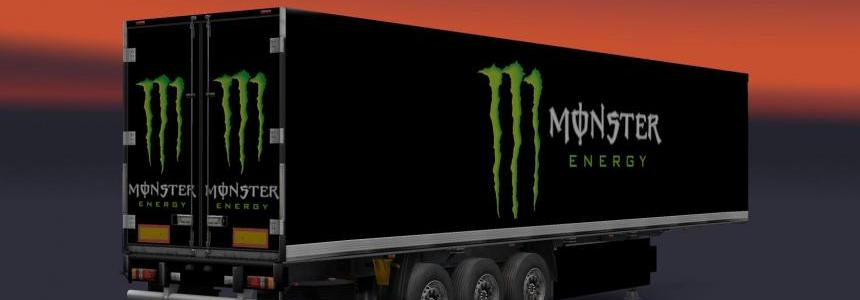 Monster Energy Trailer Standalone v1.0