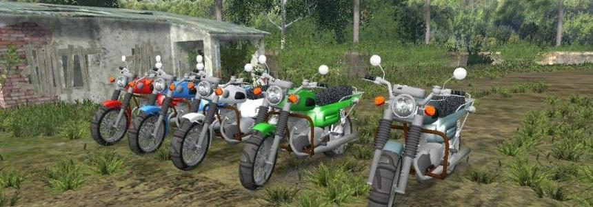 Motorcycles pack v1.0