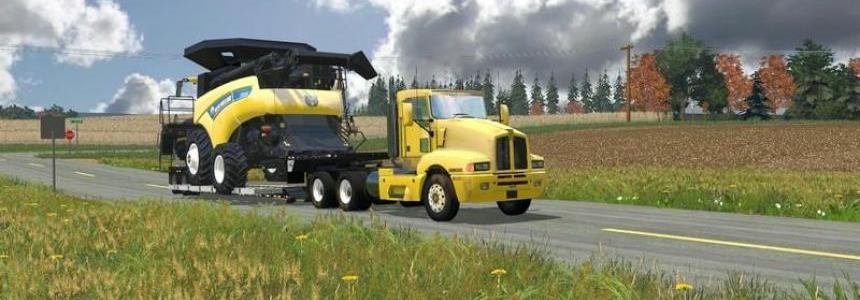 New Holland Combine Cr v1.3