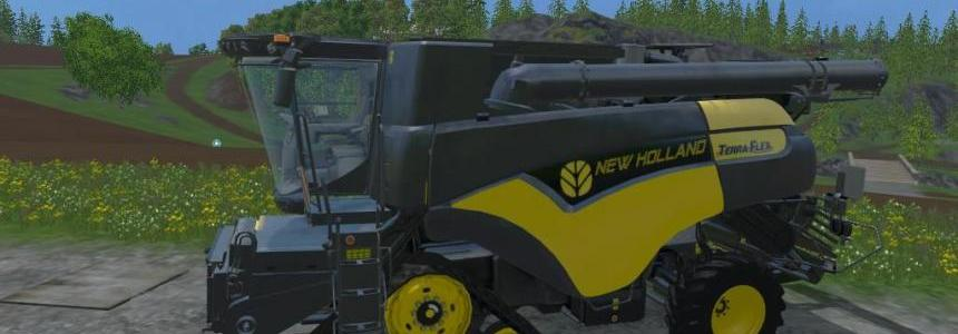 New Holland CR1099 TerraFlex v2.1